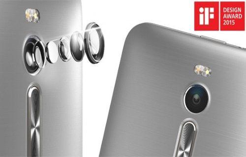 Asus ZenFone 2, 2015 yılının iF Tasarım Ödülünü kazandı!