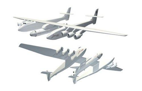 İşte Dünyanın en büyük uçağı!