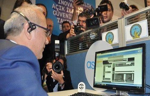 'Akıllı KenTT' uygulaması Karaman'da başladı