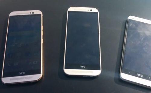 HTC One M9 resmi duvar kağıtları