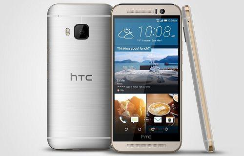 HTC'den yeni bir meydan okuma: HTC One M9