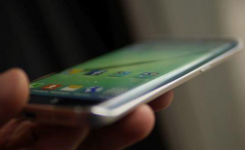 Samsung Galaxy S6 Edge mikroskoplu inceleme