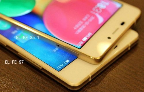 MWC 2015: Gionee, ultra ince Elife S7 akıllı telefonunu tanıttı