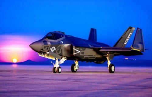 F-35'i düşünce gücüyle uçurdu!