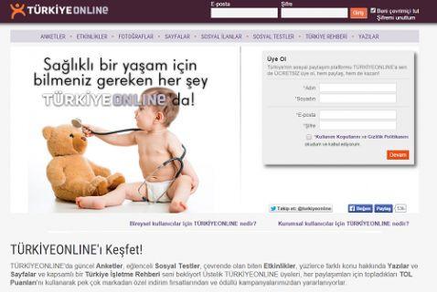 Türkiyeonline 1 milyoncu paylaşımını kutluyor!