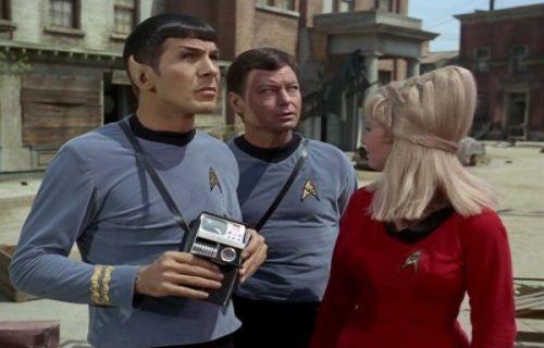 Star Trek filmindeki kaptan Spark'ın Tricorder'i gerçek oluyor!