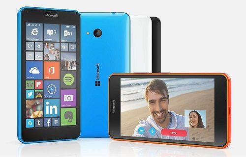 Microsoft Lumia 640 Avrupa'da ön siparişe açıldı