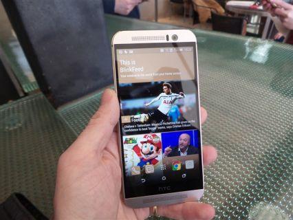 HTC One M9 almak için 9 havalı neden