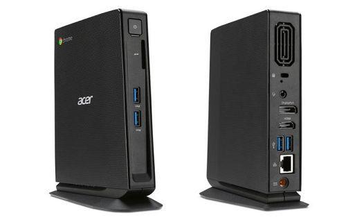 Acer'dan Intel Haswell işlemcili Chromebox masaüstü mini PC'ler