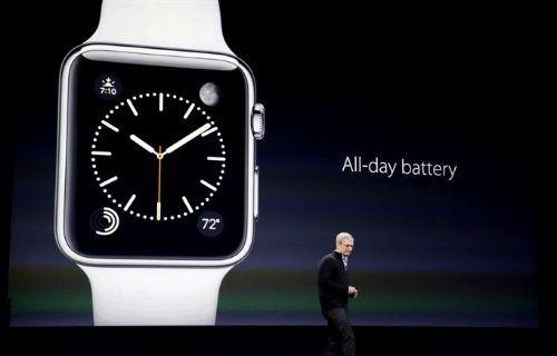 Apple Watch '18 saat' pil ömrü vaad ediyor!