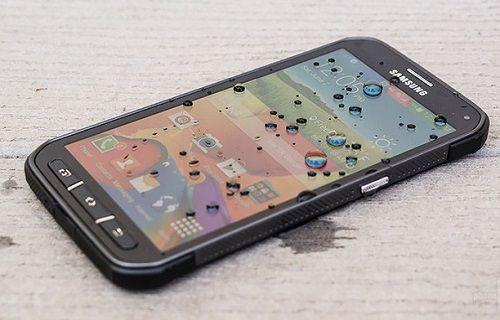 Galaxy S6 Active'de 5.5-inçlik ekran kullanılacak