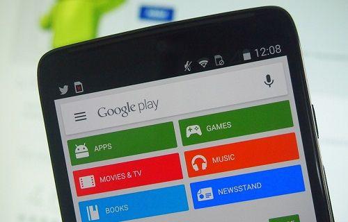 Google Play Store'a Google Now özelliği geldi!