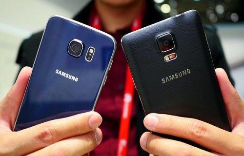 Galaxy S6 - Galaxy Note 4 kamera karşılaştırması