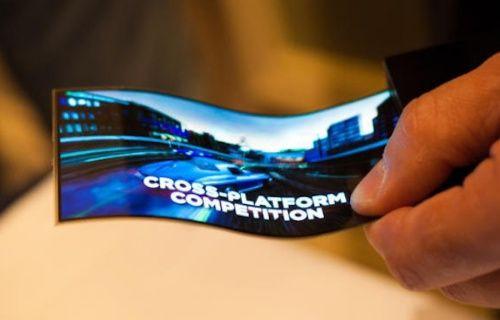 Samsung yeni esnek bükülebilir akıllı telefonlar için patent aldı!