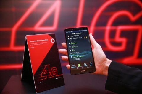 Vodafone 4G teknolojisini Uludağ'ın zirvesine taşıdı!