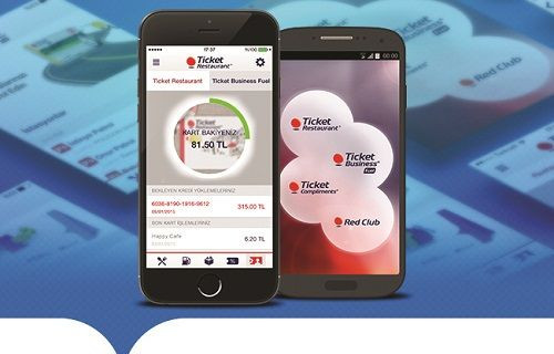Ticket Türkiye mobil uygulamasıyla hızlı ve avantajlı çözümler cebinizde!