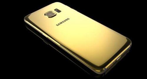 İşte yeni Samsung Galaxy S6 ve S6 Galaxy Edge GoldGenie
