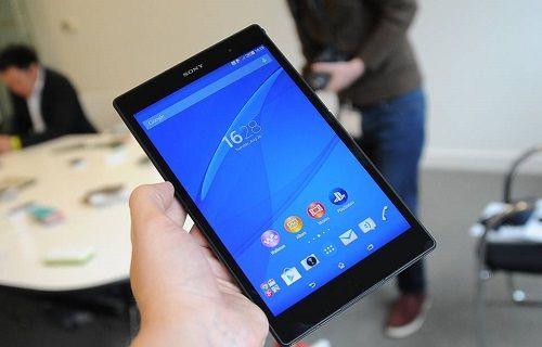 Sony, Android 5.0.2 güncellemesini bu defa tabletler için başlattı
