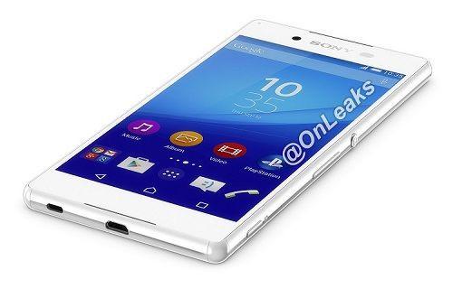 Sony Xperia Z4 cephesinden yeni görüntüler yayınlandı