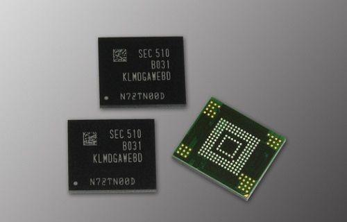 Samsung uygun fiyatlı mobil cihazlar için 128GB'lik bellek duyurusu gerçekleştirdi