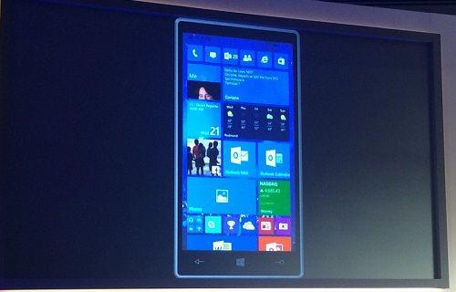 Xiaomi Mi 4'ün yanı sıra ZTE Nubia Z9 da Windows 10 test sürecine dahil edilecek