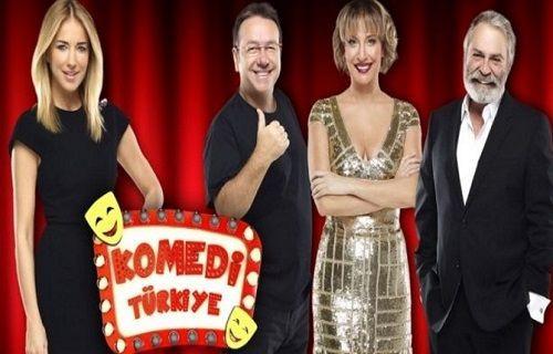 Komedi Türkiye, ilk bölümüyle izleyiciyi kahkahalara boğdu!