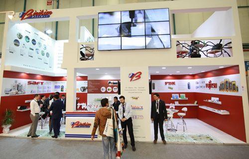 WIN Eurasia Automation Fuarı 2015 başladı
