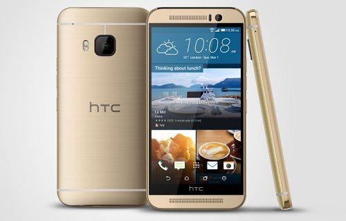 HTC One M9 satışa çıktı