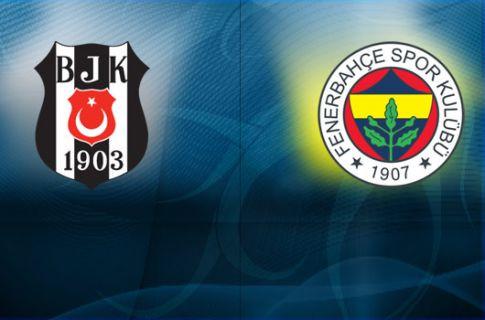 Fenerbahçe - Beşiktaş derbisinde olaylar çıktı sosyal medya sallandı