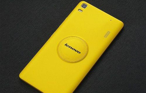 Lenovo Lemon K3 Note sunumdan önce sızdı!