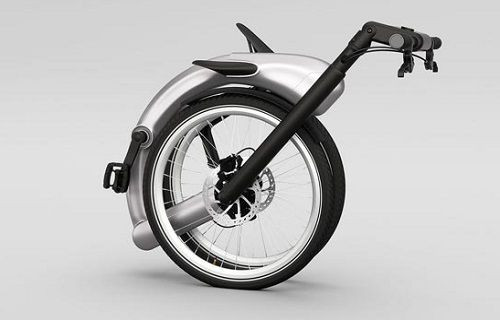'JIVR Bike' akıllı bisiklet Kickstarter'da destek arıyor