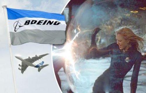 Boeing sıradışı bir teknolojinin patentini aldı! Video