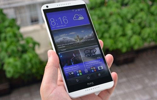 Desire 816 için Android 5.0 nisan ayında yayınlanacak