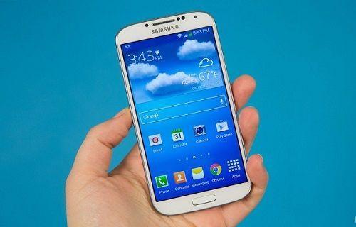 Galaxy S4 için yeni bir güncelleme yayınlandı
