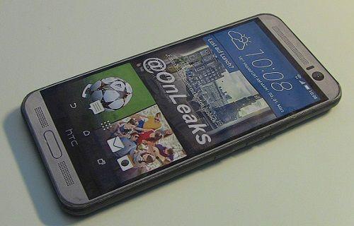HTC One M9 Plus'ın maket görüntüleri ortaya çıktı [video]