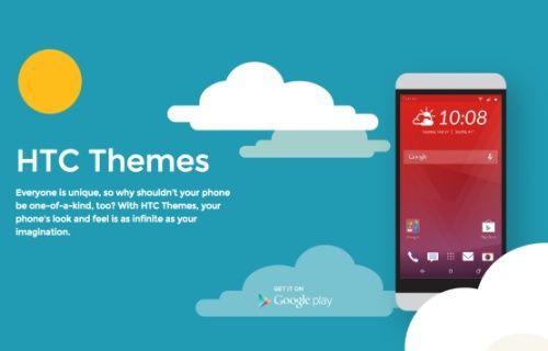 HTC, One M9 için yeni bir Web sitesi açtı!