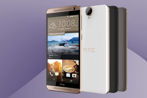 HTC'nin son phablet telefonu HTC One E9+ artık resmi
