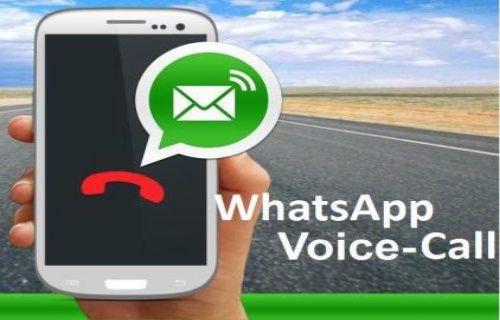 WhatsApp sesli arama özelliği artık tüm kullanıcılar için açık!