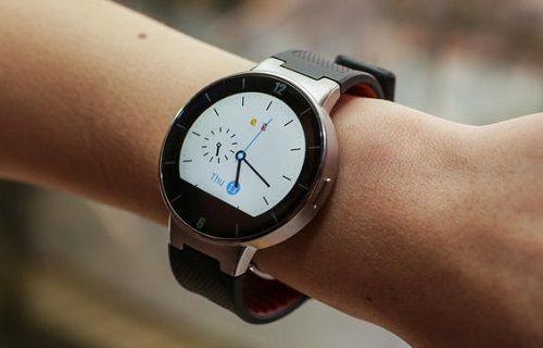 Alcatel'in uygun fiyatlı akıllı saati OneTouch Watch ön siparişte