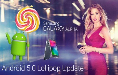 Galaxy Note 2, Galaxy Alfa ve S5 Mini için Android 5.0 güncelleme tarihi netleşti!