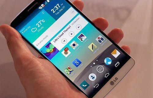 Rapor: LG G4'te iki farklı arayüz yer alabilir