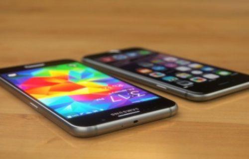 Apple iPhone 6 ve Samsung Galaxy S6, grafik işlemci testinde! Sizce kazanan kim?
