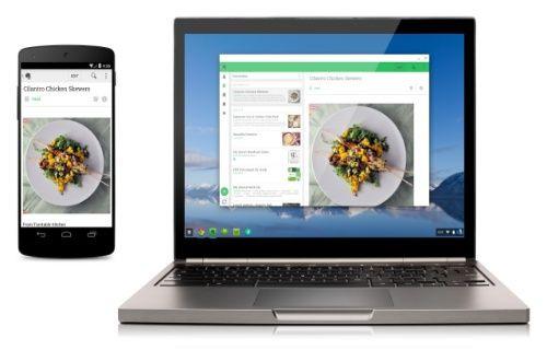 Android uygulamaları Google ARC ile masaüstünüze geliyor!