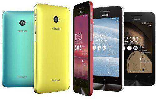 ZenFone serisi Asus'u şaha kaldırdı