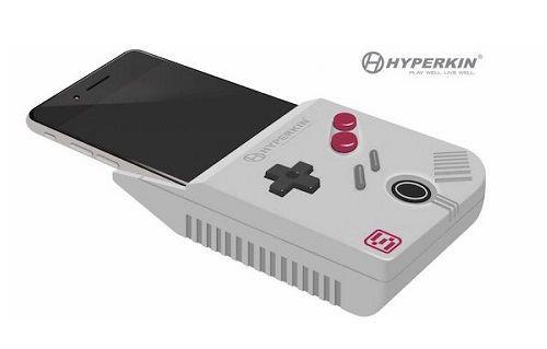 iPhone 6'yı GameBoy olarak kullanmaya ne dersiniz?