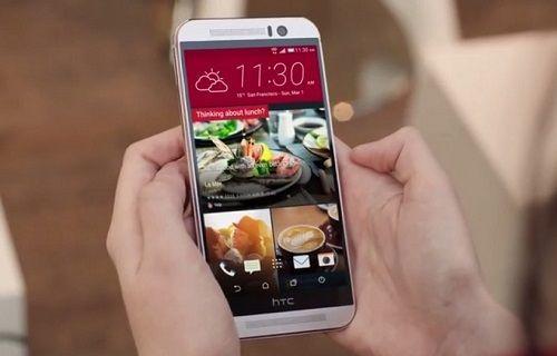 HTC Blinkfeed güncellenerek 'HTC Sense Giriş' adını aldı