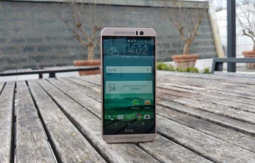 HTC One M9 satışa çıkmadan Android 5.0.2 Lolipop'a yükseltildi