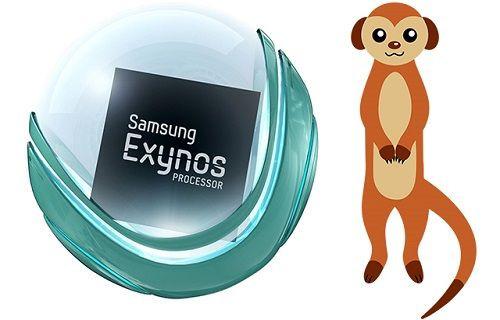Samsung'un Mongoose kod adlı özel işlemcisine ait ilk test sonucu geldi