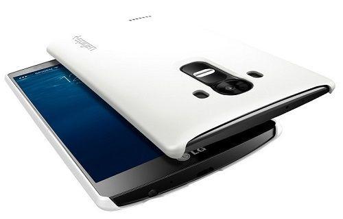 Bu defa Spigen'e ait kılıflar LG G4'ün tasarımını ortaya çıkardı