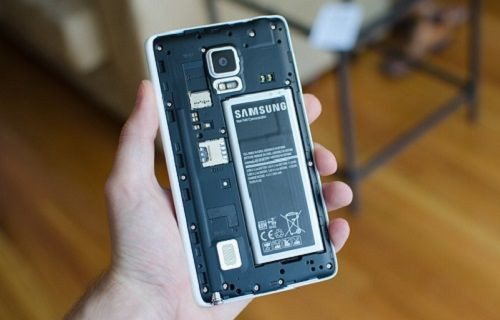 Çıkarılabilir pile sahip en iyi 6 akıllı telefon